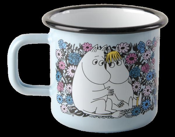 Muurla Emaille Tasse Moomin Sweetheart 370 ml