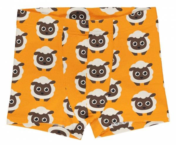 Maxomorra Boxer Shorts Classic Sheep