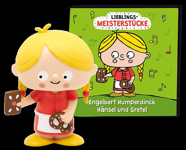 Tonies Lieblings-Meisterstücke - Hänsel und Gretel
