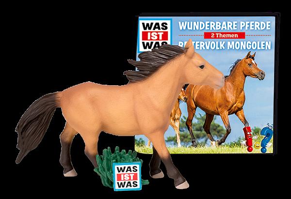 Tonies Was Ist Was - Wunderbare Pferde / Reitervolk
