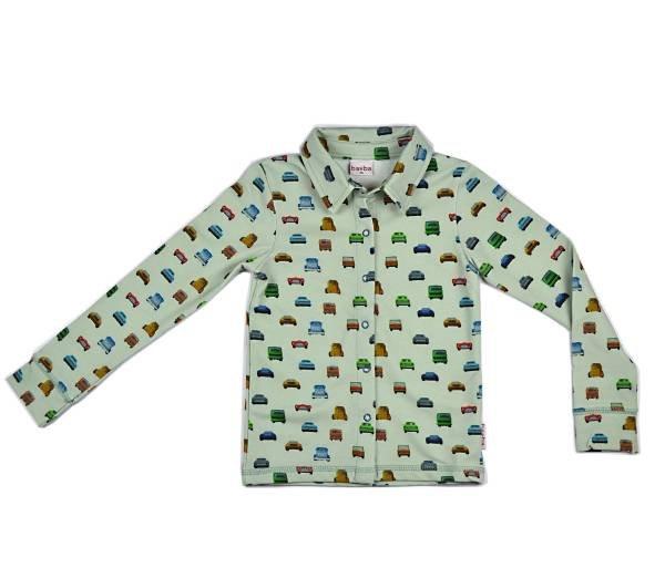 Baba Babywear Hemd Cars
