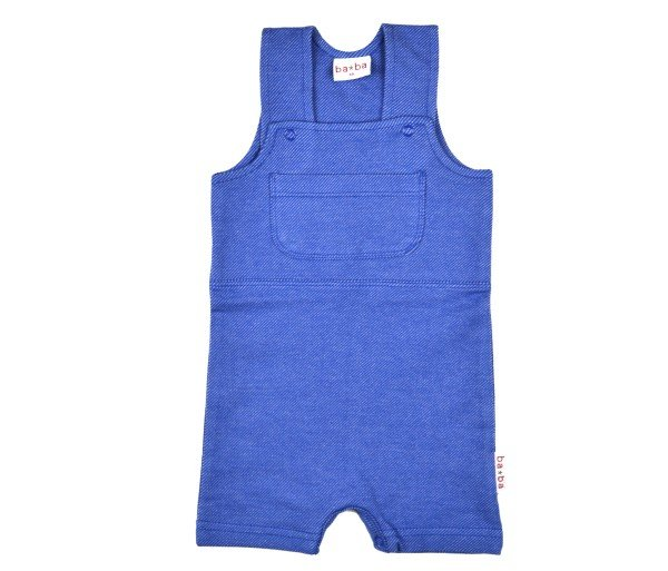 Baba Babywear Summer Worker Denim Monaco Blue