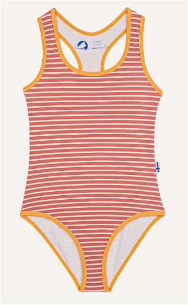 Finkid Swimsuit Niemi, rose/offwhite