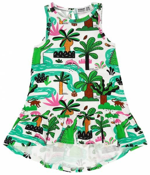 Raspberry Republic Dress Amazing Amazonas