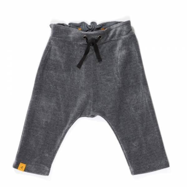 Albababy Hallian Baby Pants Medium Grey