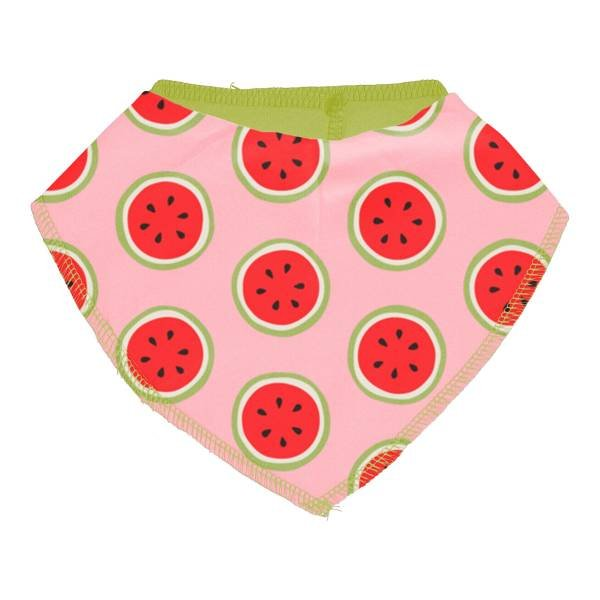 Maxomorra Bib Dribble Watermelon