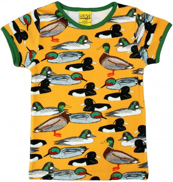 DUNS T-Shirt Duck Pond Mustard