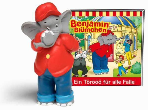 Tonies Benjamin Blümchen - Ein Törööö für alle Fälle
