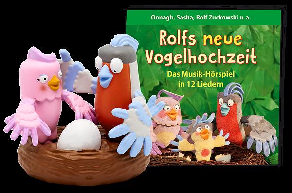 Tonies - Rolf Zuckowski - Rolfs neue Vogelhochzeit