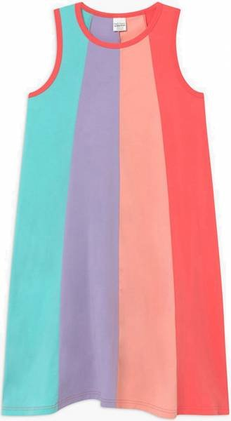 Fred`s World by Green Cotton Alfa Dress, Coral
