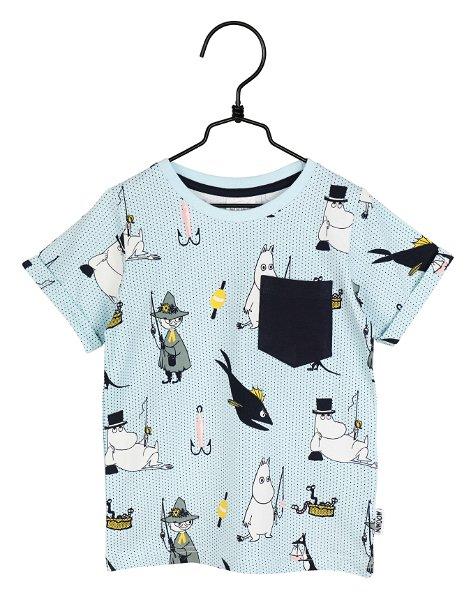 Martinex Moomin Pals T-Shirt Blue