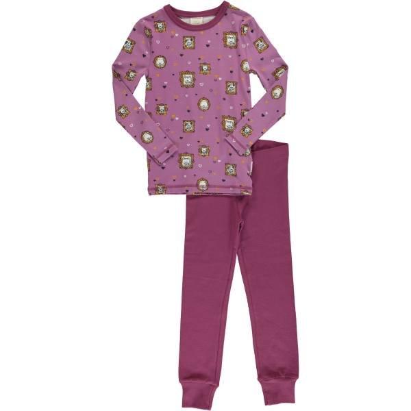 Maxomorra Pyjama Set LS Family Album