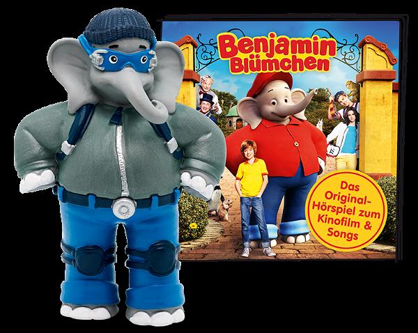 Tonies Benjamin Blümchen - Das Original-Hörspiel zum Kinofilm
