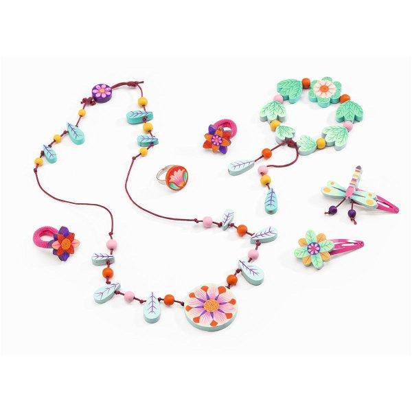 Djeco Jewels Flower Paradise