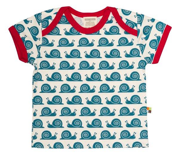 Loud + Proud T-Shirt Snail Ink
