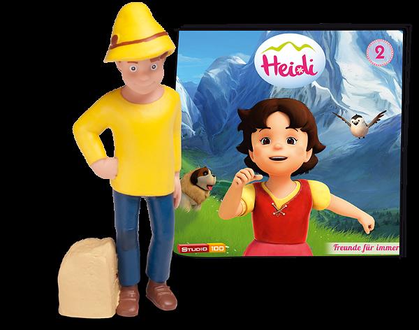 Tonies Heidi Freunde für immer
