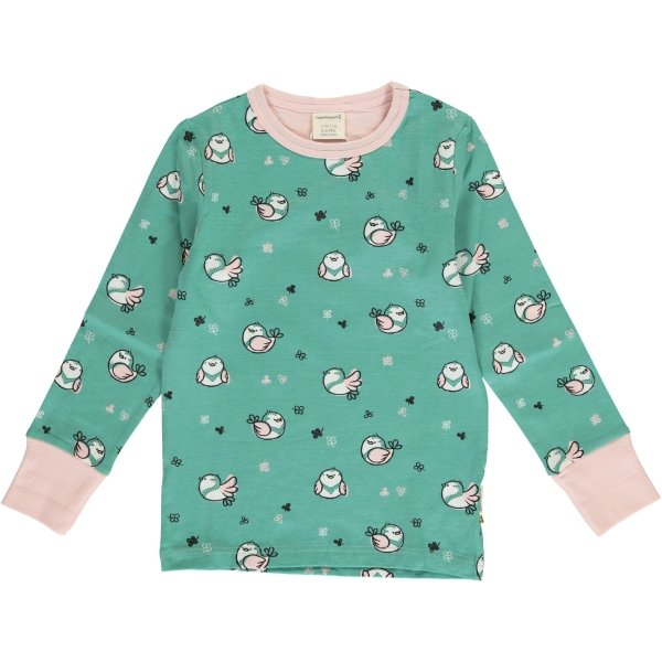 Maxomorra Top LS Little Sparrow