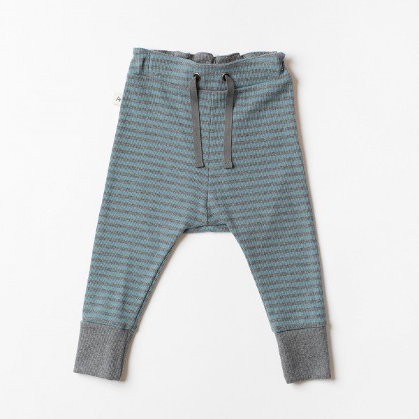 Albababy Fabo Baby Pants Bluestone Striped