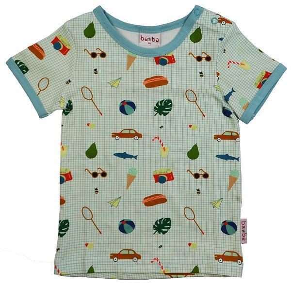 Baba Babywear T-Shirt Picnic
