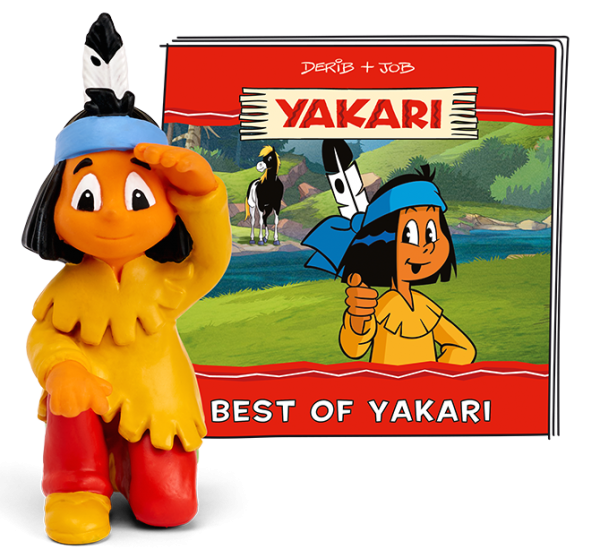 Tonies Yakari- Best of Yakari