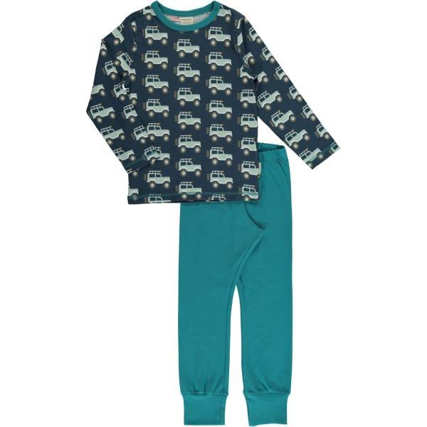 Maxomorra Pyjama Set LS Jeep Adventure