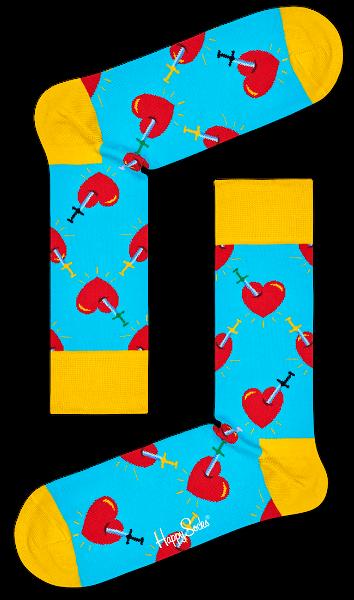 Happy Socks Broken Heart Sock