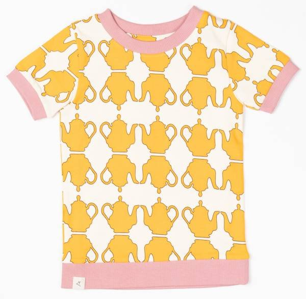 Albababy Vesta T-Shirt Beeswax Teapots