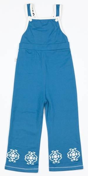 Albababy Carla Crawlers Vallarta Blue