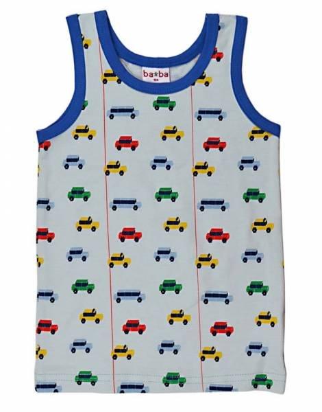 Baba Babywear Tanktop Cars