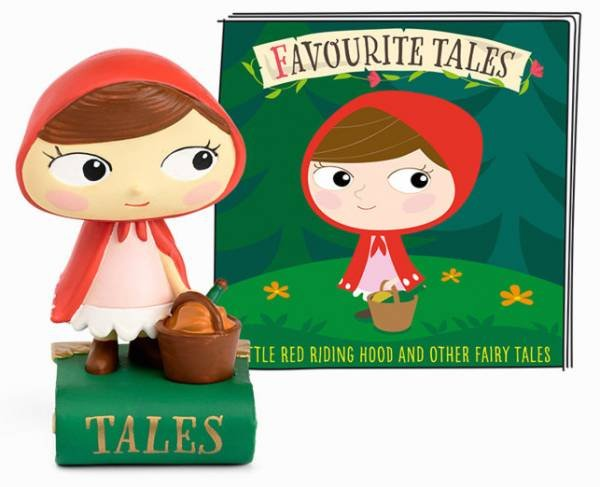 Tonies Favourite Classics - Little Red Riding Hood And Other Fairy Tales (Englische Version)