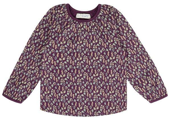 Sense Organics Selly Shirt LS Autumn Leaves