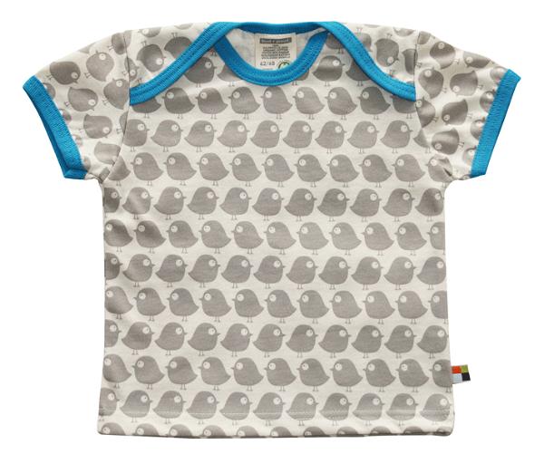 Loud + Proud T-Shirt Bird Stone