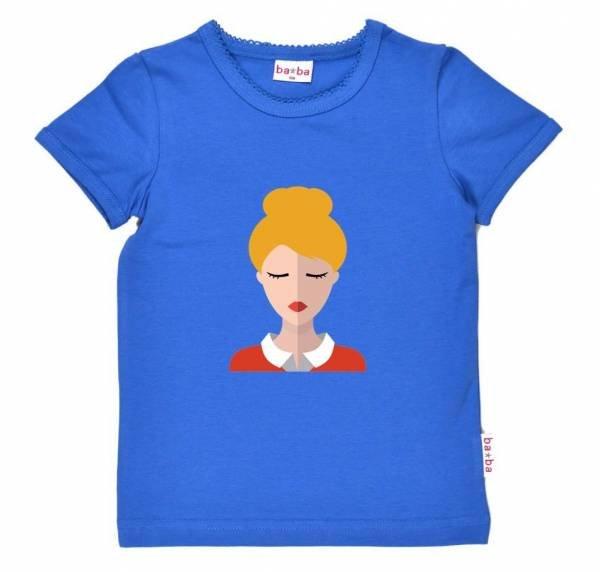 Baba Babywear T-Shirt Hipster Blue