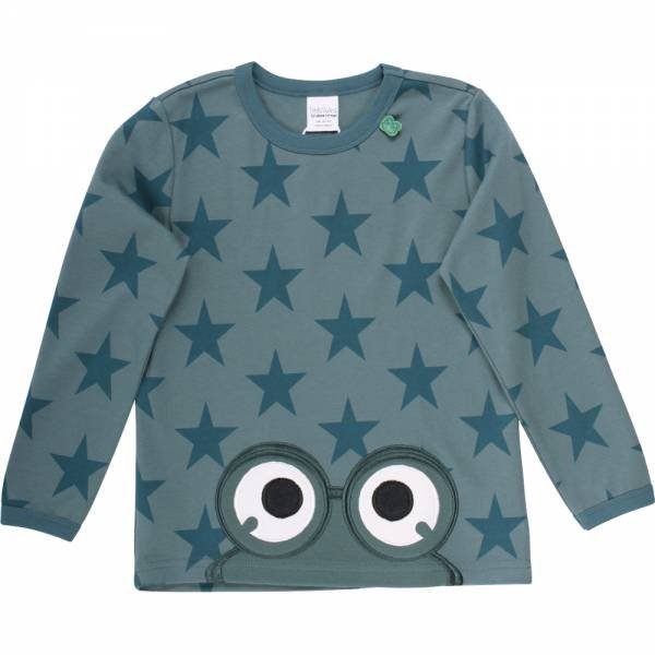 Fred's World Star T-Shirt With Eyes Dream Green