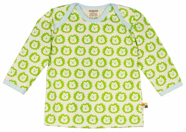 Loud + Proud Longsleeve Lion Lime