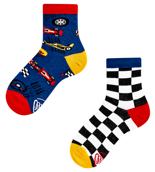 Many Mornings Formular Racing Socks