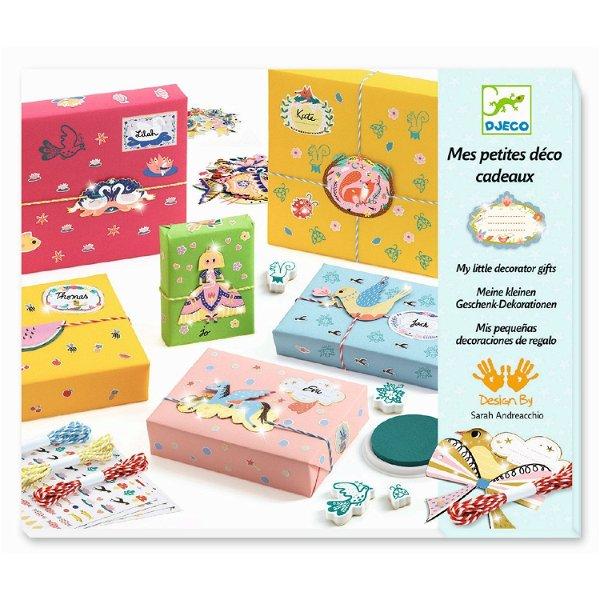 Djeco Papierkunst Dekorative Geschenke