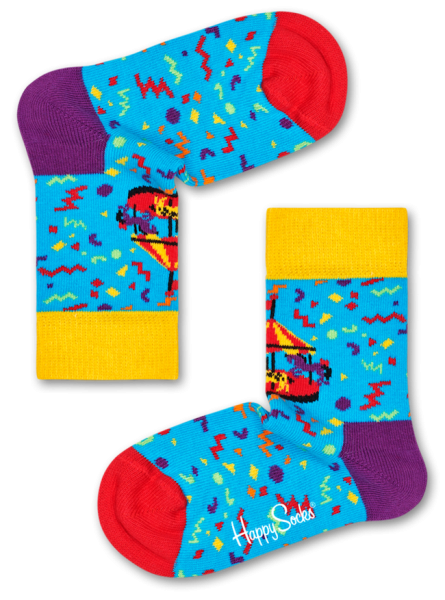 Happy Socks Carousel Sock