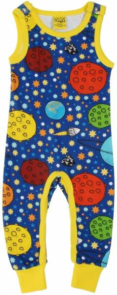 DUNS Dungaree Lost In Space Navy
