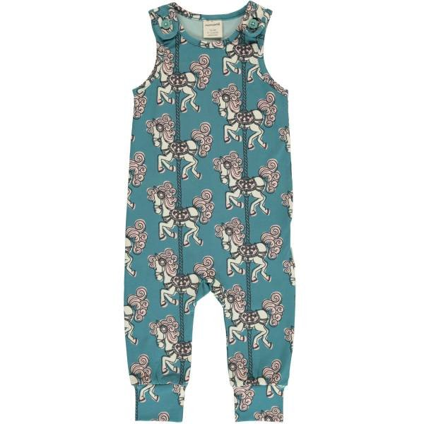 Maxomorra Playsuit Merry-Go-Round