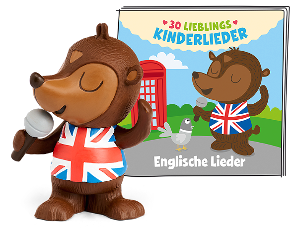 Tonies 30 Lieblings-Kinderlieder - Englische Lieder
