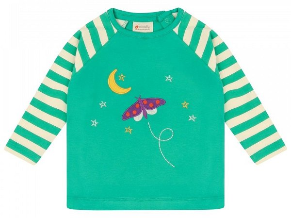 Piccalilly Raglan Top Starry Night