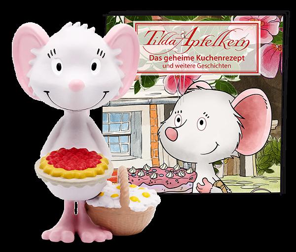 Tonies Tilda Apfelkern - Das geheime Kuchenrezept und weitere Geschichten