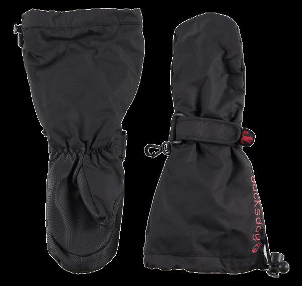 Ducksday Handschuhe Mittens Black
