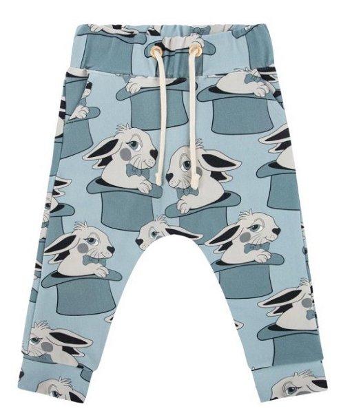 Dear Sophie Rabbit Blue Pants