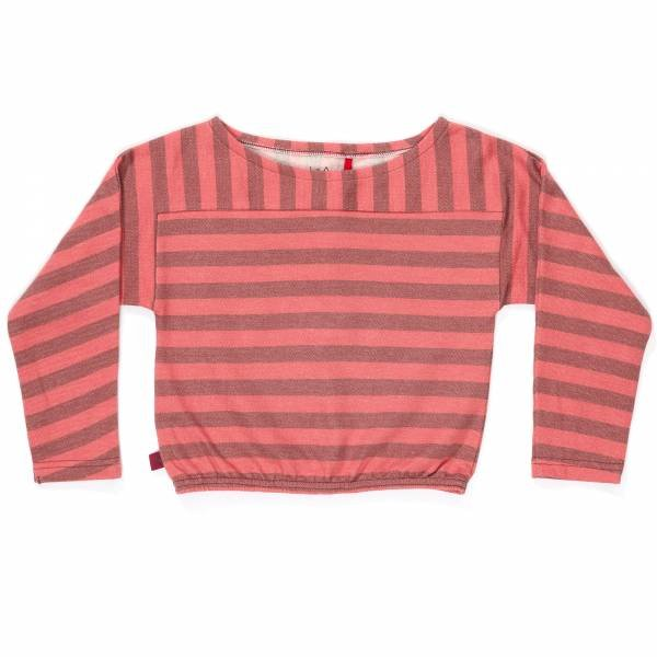 Albababy Hafsa Sweat Wild Ginger Striped