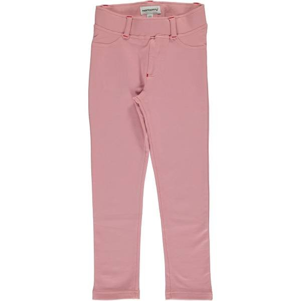 Maxomorra Treggings Sweat Dusty Pink