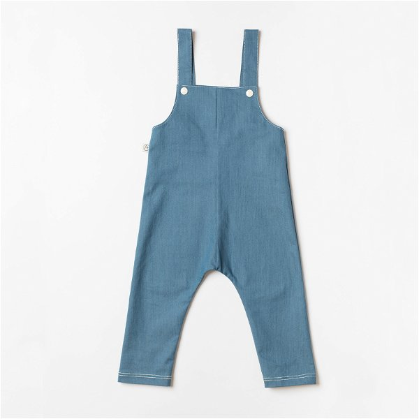 Albababy Alex Baggy Crawlers Real Teal