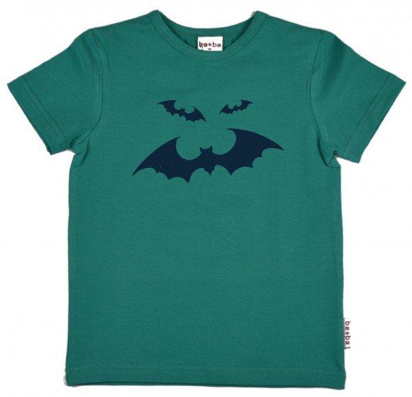 Baba Babywear T-Shirt Bat Green