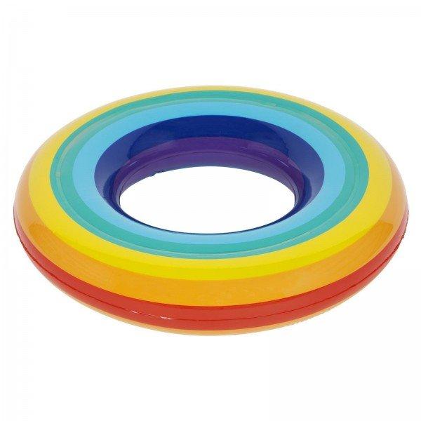 Sunnylife Schwimmreifen Rainbow